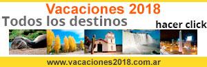 vacaciones 2018 argentina
